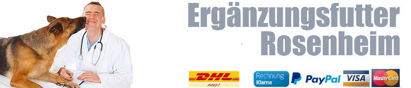 Ergänzungsfutter Rosenheim-Logo