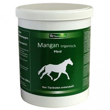 VETkampagne Mangan organisch (Verpackungsgröße: 3 kg Pulver) 04042001
